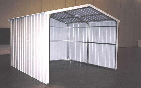 Premier Steel Metal Rv Covers